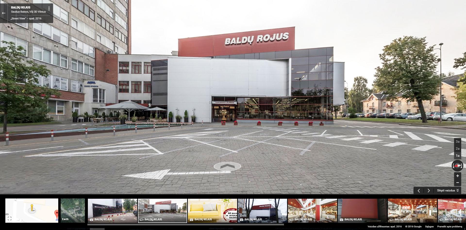google-verslo-panorama-street-view-parduotuveje-baldu-rojus-kiemas